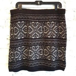NWT Maurices Knit Skirt